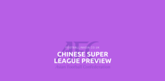Chinese Super League Preview