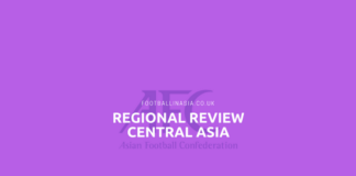 Regional Review Central Asia